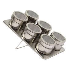 aliexpress com buy hgho spice rack storage rack 6 cabinet door