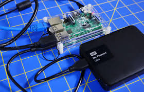 How To Map A Drive Turn Any Hard Drive Into Networked Storage With Raspberry Pi Cnet