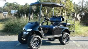 ezgo rxv gas golf cart refurbished custom 4 passenger lifted