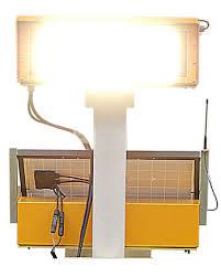 runway end identifier lights laser guidance runway end identifier light reil