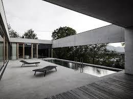 marte architects design a concrete house in austria