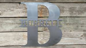wall ideas acid etched letter large metal letters wall art uk