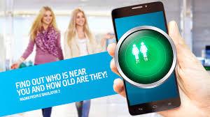 radar people simulator android apps on google play