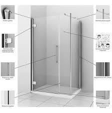 Canada Shower Door Shower Door Zitta Canada Shower Doors Pivot Bathworks Showrooms