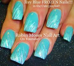 blue and black nail art best nail 2017 bird nails diy birds on
