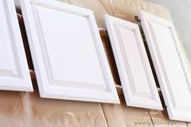 How To Paint Kitchen Cabinet Hardware How To Paint Cabinets And Add Hardware Kitchen Makeover