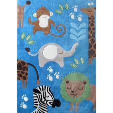 dubbo safari kids rug