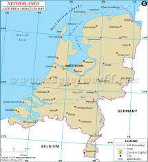 nijkerk netherlands map latitude and longitude map