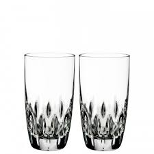 classic barware classic cut crystal barware drinking glasses waterford crystal