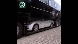 luxury caravan luxurious caravan mercedes benz youtube