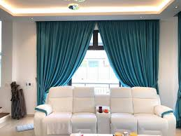 Teal Living Room Curtains Best Curtains For Living Rooms In Dubai