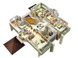 3 Bedroom Bungalow Floor Plans 3 Bedroom Bungalow Plan House In Kenya Architecture Pinterest