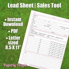 Fundraiser Tracking Spreadsheet Lead Tracking Sheet Followup Worksheet For All Your Leads