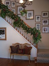 message boards do you decorate your staircase banisters with