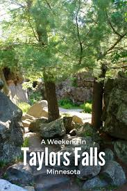 Minnesota nature activities images How to spend a weekend in taylors falls minnesota jpg