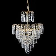 Chandeliers Overstock Gallery Venetian Style All Crystal 12 Light Chandelier 12 Light