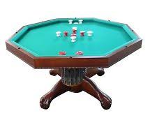 Bumper Pool Tables For Sale 3 In 1 Poker Table Ebay