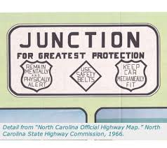 carolina maps state highway maps