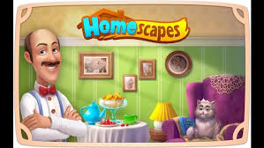 interior home scapes homescapes brings interior design to match 3 gameplay android