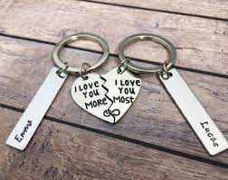 personalized keychain gifts keychain gift etsy