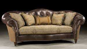 Leather With Fabric Sofas Sofa Ideas Leather And Fabric Sofas Brown Leather Sofa And Green