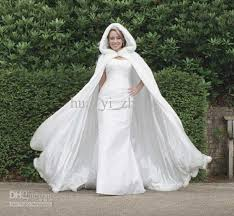 fur trimmed wedding dresses