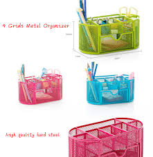 Safco Mesh Desk Organizer by Mesh Desk Organizer With Drawers Decorative Desk Decoration