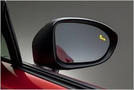 Blind Spot Alert Roadster Blog Mx 5 Roadster Nd Safety Features
