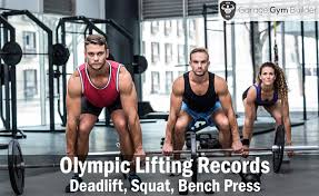 Bench Press Records By Weight Class Olympic Lifting Records U2013 Deadlift Squat Bench Press Garage