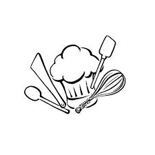 cuisine et ustensiles dessin d ustensiles de cuisine