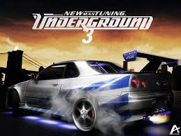 need for speed underground 3 games wallpaper games pinterest