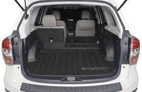 subaru touring interior shop genuine 2017 subaru forester accessories subaru of america