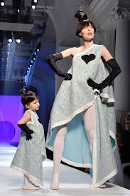 rocha rocha coco rocha s two year just made runway debut at