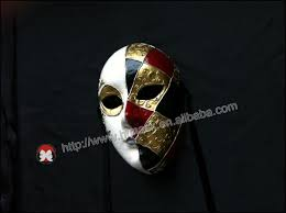 venetian mask men venetian mask gold costume accessories black