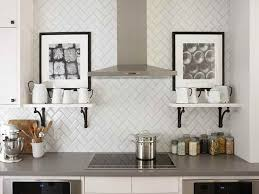 Kitchen Subway Tile Backsplash Designs Kitchen Tile Backsplash Design Zyouhoukan Net