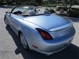 lexus coupe 2004 2004 lexus sc430 for sale classiccars com cc 995886