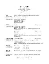 nanny resume exles nanny resume cover letter the sle housekeeper description
