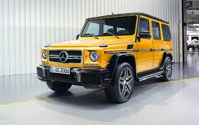 mercedes jeep 2016 2016 mercedes benz g class gets makeover power upgrades