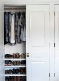Closetmaid Systems A Custom Closet For The Guest Room Custom Closets Room And