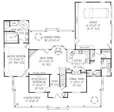 Large Farmhouse Floor Plans 45 Best House Plan Loves Images On Pinterest Country House Plans