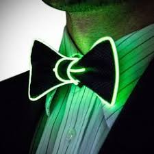 light up bow tie light up bow tie