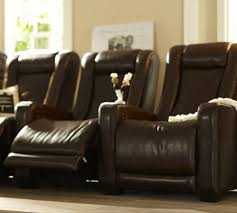 home theater recliner armchair the awesomer