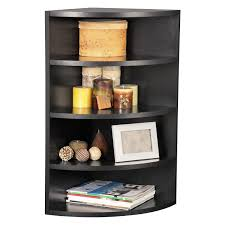 Coaster Corner Bookcase Townsend Tall Bookcase Hayneedle
