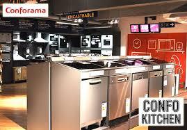 offre cuisine univers habitat marché conforama développe offre cuisine