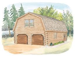 dutch barn plans gambrel garage plan house plans home designs
