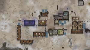 rimworld sci fi colony sim