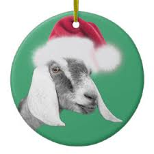 goat breed ornaments keepsake ornaments zazzle