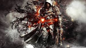 Black Flag Statue Puzzle Assassins Creed 4 Black Flag Hd Desktop Wallpaper Widescreen
