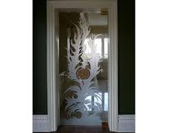Decorative Shower Doors Decorative Glass Shower Doors