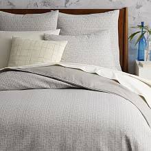 West Elm Duvet Covers Sale Boys Rooms On Sale Down To 44 95 Scallop Jacquard Duvet Cover
